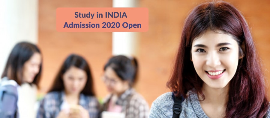 Admission 2020 Open to Study in India