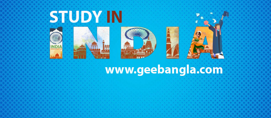 GEE Bangla - Study in India with Scholarship