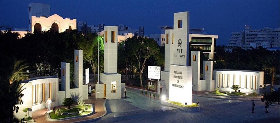 VIT -  UG Orientation begins from Sept 16