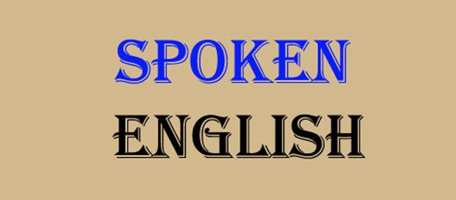Spoken English Routine