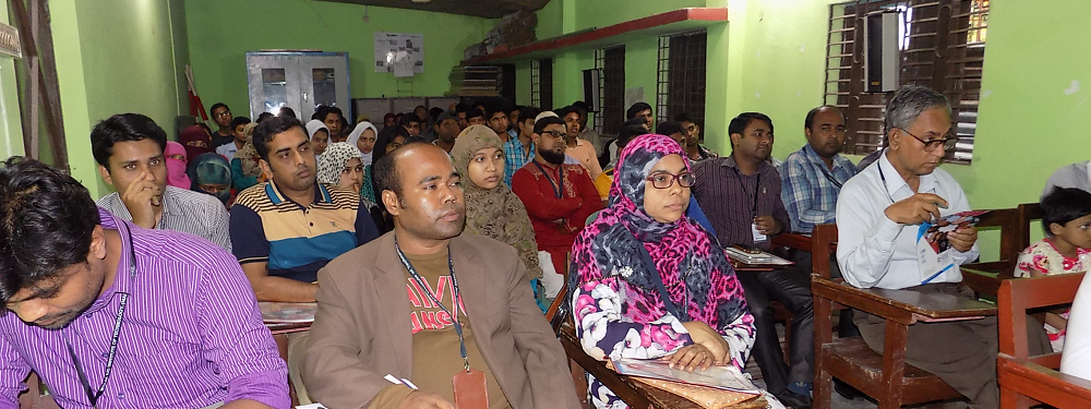 SRM University seminar at Jessore