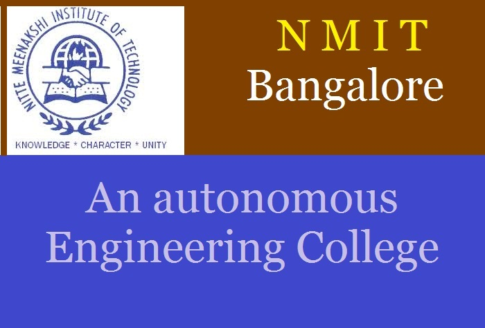 NMIT Bangalore
